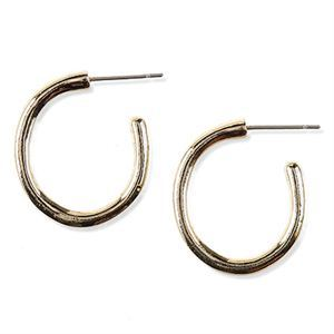 Picture of Gold Hoop Earrings